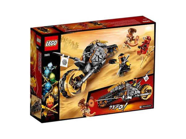 Lego Cole's Dirt Bike-3603