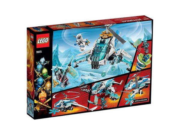 Lego ShuriCopter-3600