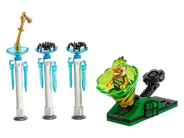Lego Spinjitzu Slam Lloyd