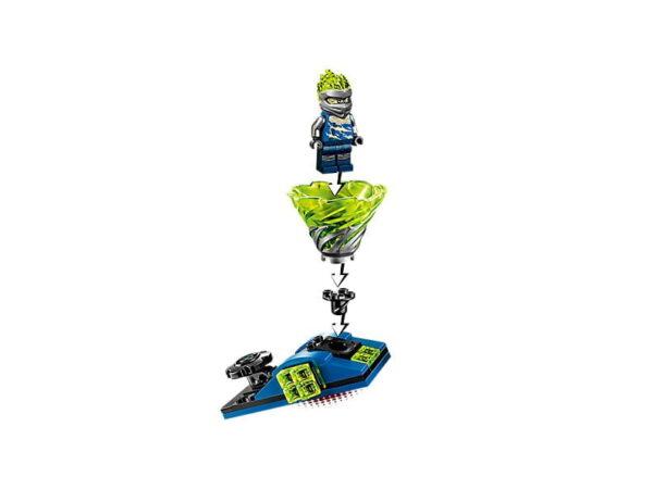 Lego Spinjitzu Slam Jay-3590