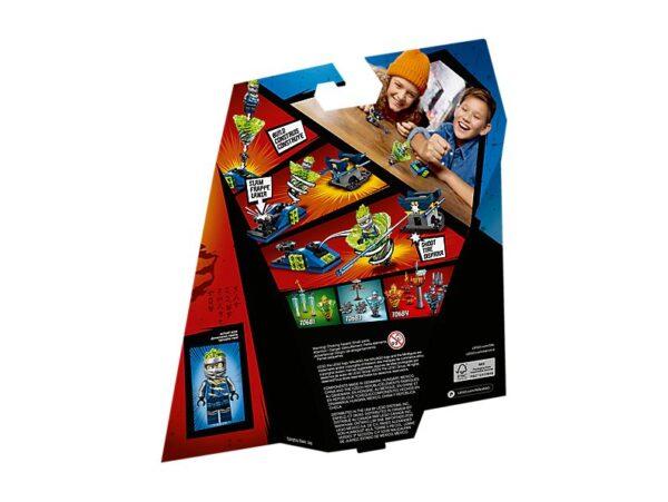 Lego Spinjitzu Slam Jay-3591