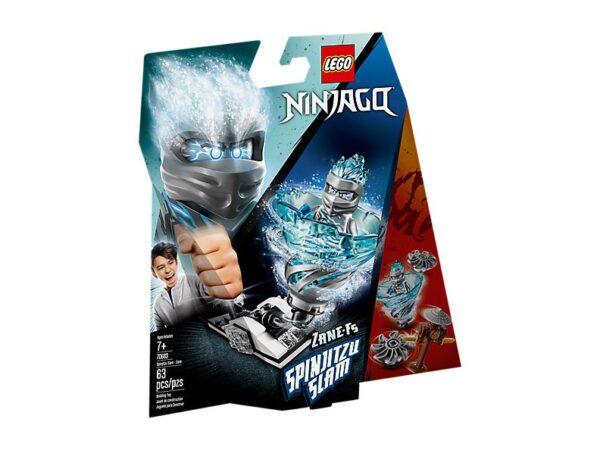 Lego Spinjitzu Slam Zane