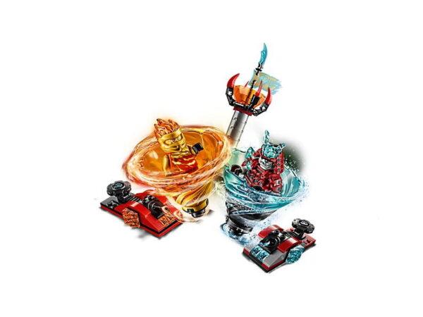 Lego Spinjitzu Slam Kai vs Samurai