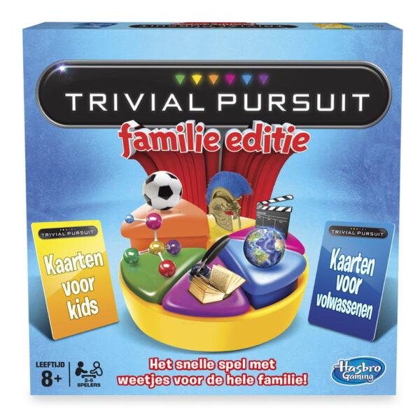 Ho-Trivial Pursuit Genus Edition