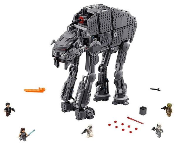 Lego First Order Heavy Assault Walker-0