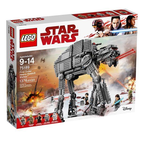 Lego First Order Heavy Assault Walker-3512