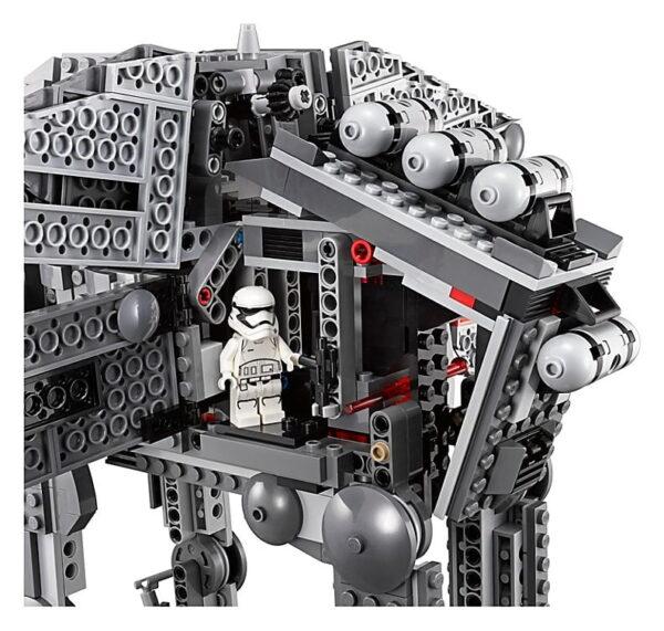 Lego First Order Heavy Assault Walker-3513