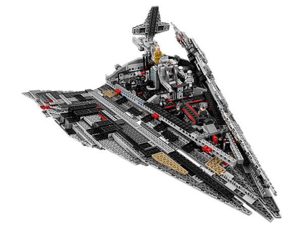 Lego First Order Star Destroyer-3519