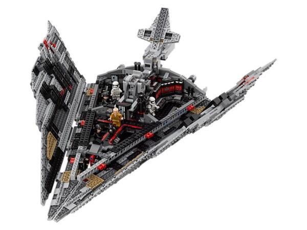 Lego First Order Star Destroyer-3520