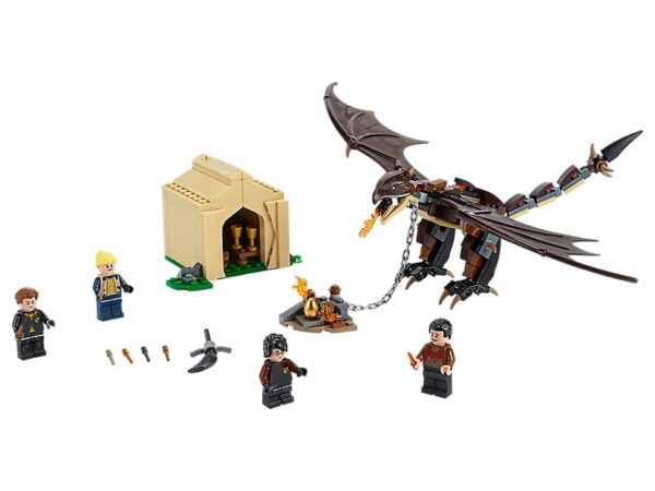 Lego Harry Potter Hungarian Horntail -0