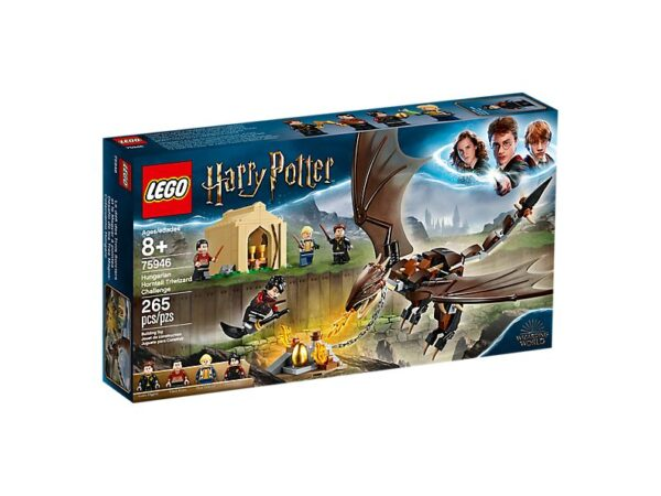 Lego Harry Potter Hungarian Horntail -3615