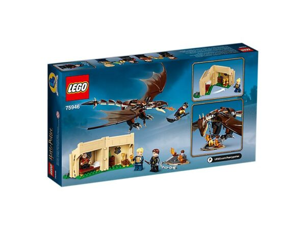 Lego Harry Potter Hungarian Horntail -3617