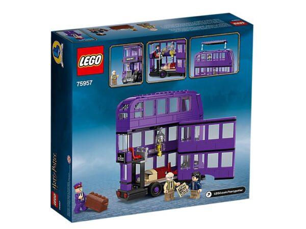 Lego Harry potter The Knight Bus-3613