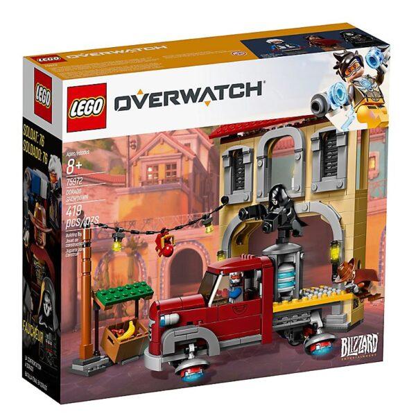 Lego Dorado Showdown-3626