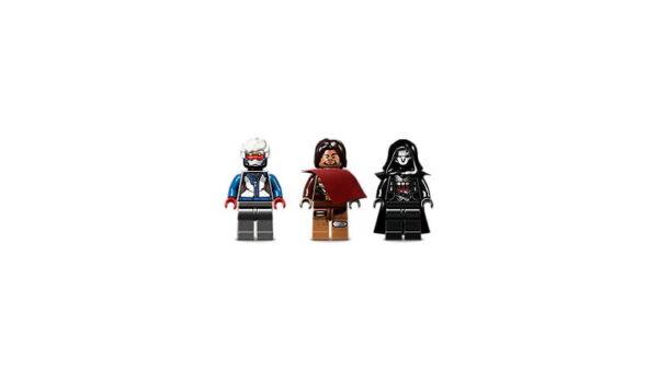 Lego Dorado Showdown-3628