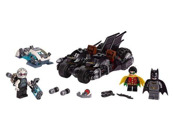 Lego MR Freeze Batcycle Battle-0