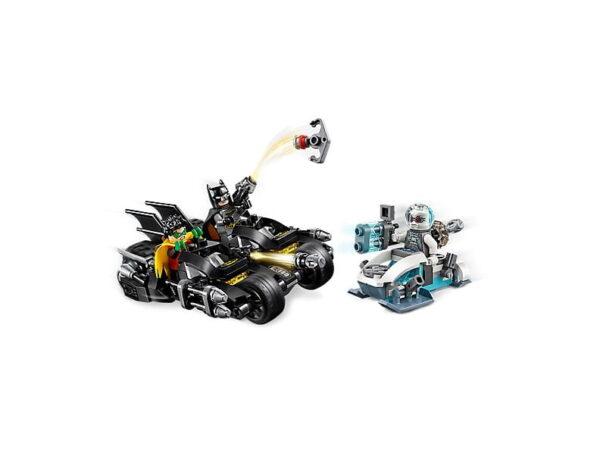 Lego MR Freeze Batcycle Battle-3639