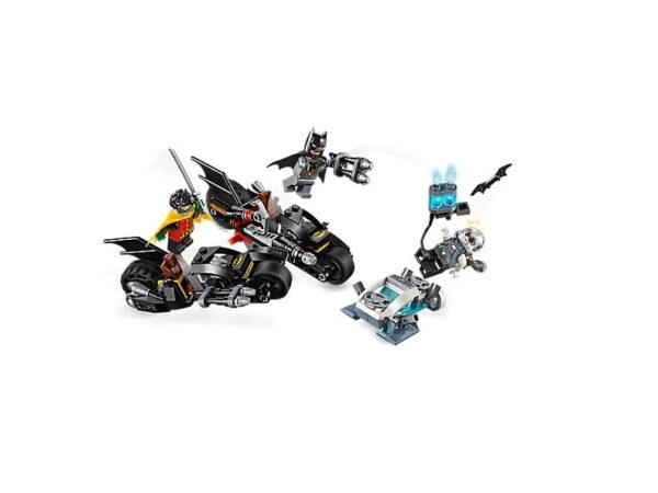 Lego MR Freeze Batcycle Battle-3640