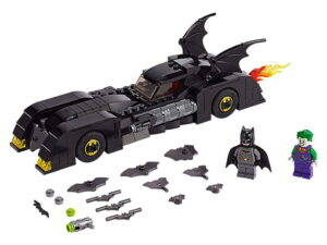 Lego Batmobile Pursuit of The Joker-0