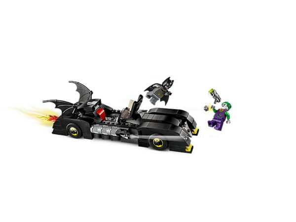 Lego Batmobile Pursuit of The Joker-3636