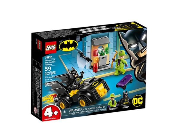 Lego Batman Vs The Riddler Robbery-3642