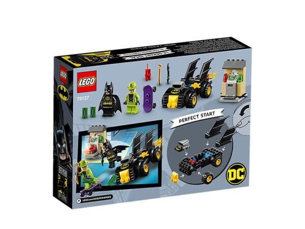 Lego Batman Vs The Riddler Robbery-3645