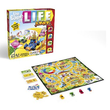 The Game Of Life Junior-3774