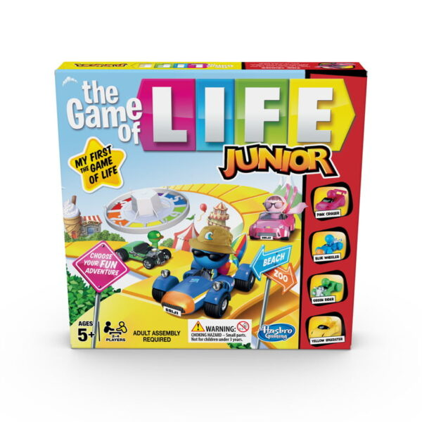 The Game Of Life Junior-3773