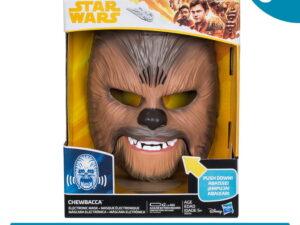 Star Wars Chewbacca Electronic-0