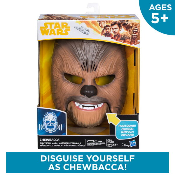 Star Wars Chewbacca Electronic-0