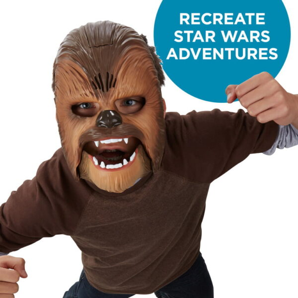 Star Wars Chewbacca Electronic-3740