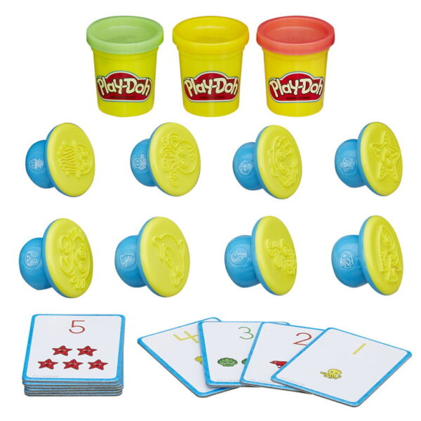 Playdoh Numbers & Counting-3748