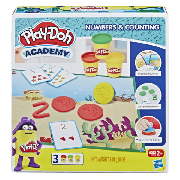 Playdoh Numbers & Counting-3747