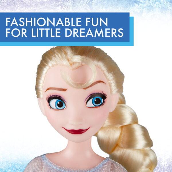Classic Elsa