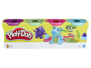 Play-Doh 4 Pack Classic Colours