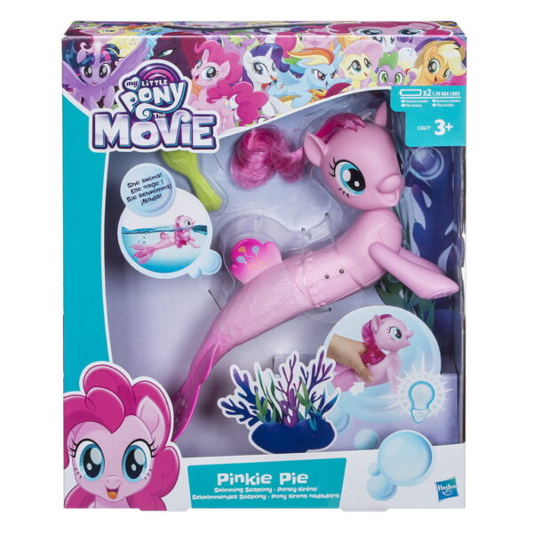 Mlp Movie Pinkie Pie Swimming-3958
