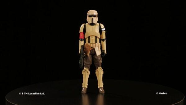 Star Wars Hero Series Figure-3785