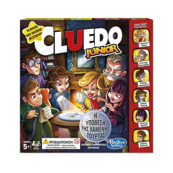 Clue Junior-4016