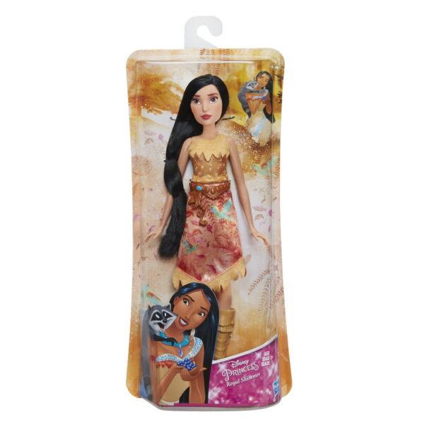 WaterColour Pocahontas-4106