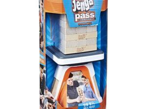 Jenga Pass Challenge-0