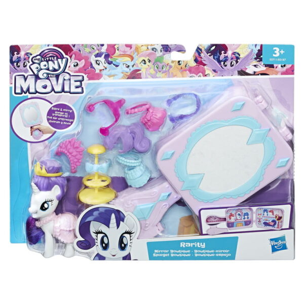 MLP Pony Friends Playset-0