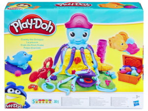 PlayDoh Cranky The Octopus-0