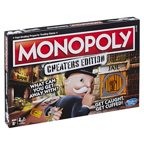 Monopoly Cheaters Edition-0