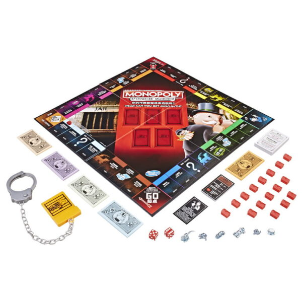 Monopoly Cheaters Edition-4149