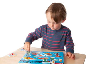 Melissa and Doug Construction Tools Puzzle-0