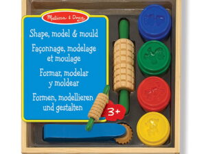 Melissa and Doug Shape Model & Mould-0