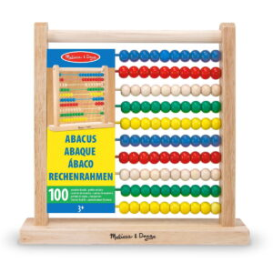 Melissa and Doug Abacus-0