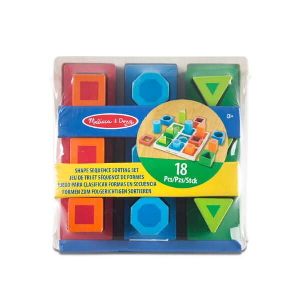 Melissa and Doug Shape Sorting Cube-4353