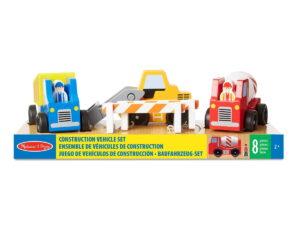 Melissa and Doug Construction Vehicle-0