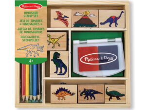 Melissa and Doug Dinosaur Stamp Set-0